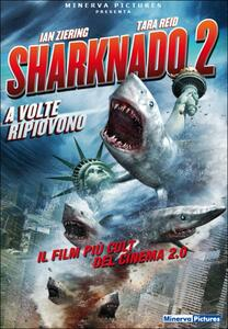 Sharknado 2 di Anthony C. Ferrante - DVD