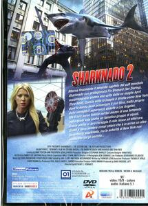 Sharknado 2 di Anthony C. Ferrante - DVD - 2