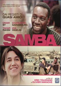 Samba di Eric Toledano,Olivier Nakache - DVD