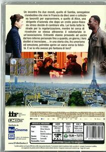 Samba di Eric Toledano,Olivier Nakache - DVD - 2