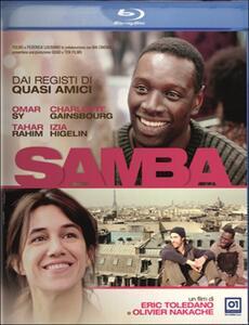 Samba di Eric Toledano,Olivier Nakache - Blu-ray