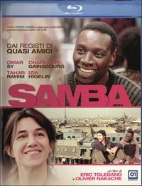 Cover Dvd Samba (Blu-ray)