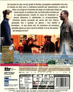 Samba di Eric Toledano,Olivier Nakache - Blu-ray - 2