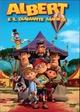 Cover Dvd DVD Albert e il diamante magico
