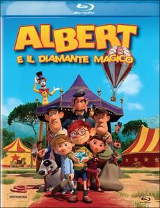 Albert e il diamante magico di Karsten Kiilerich - Blu-ray