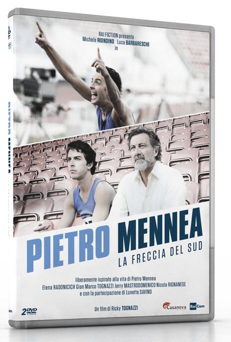 Pietro Mennea. La freccia del sud (2 DVD) di Ricky Tognazzi - DVD
