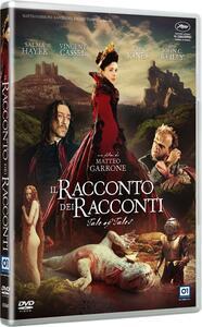 Il racconto dei racconti. Tale of Tales di Matteo Garrone - DVD