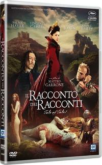 Cover Dvd racconto dei racconti. Tale of Tales (DVD)