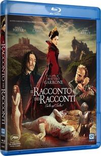 Cover Dvd racconto dei racconti. Tale of Tales (Blu-ray)