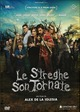 Cover Dvd Le streghe son tornate