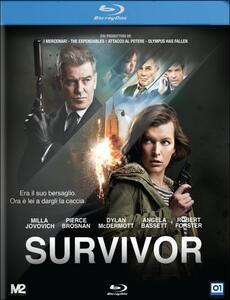 Survivor di James McTeigue - Blu-ray