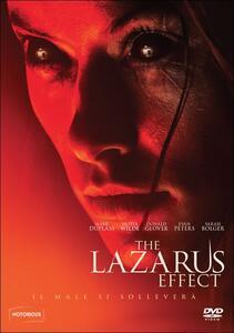 The Lazarus Effect di David Gelb - DVD