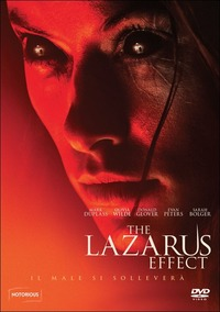 Cover Dvd Lazarus Effect (DVD)