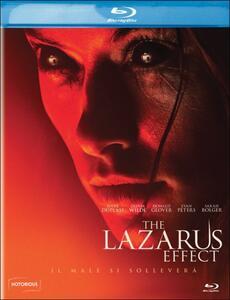 The Lazarus Effect di David Gelb - Blu-ray