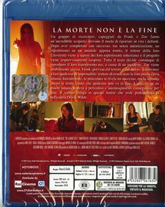 The Lazarus Effect di David Gelb - Blu-ray - 2