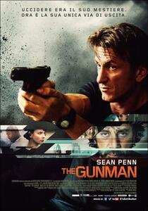 The Gunman di Pierre Morel - DVD