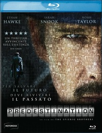 Cover Dvd Predestination (Blu-ray)
