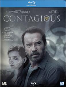 Contagious. Epidemia mortale di Henry Hobson - Blu-ray