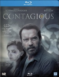 Cover Dvd Contagious. Epidemia mortale (Blu-ray)