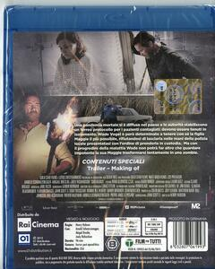 Contagious. Epidemia mortale di Henry Hobson - Blu-ray - 2