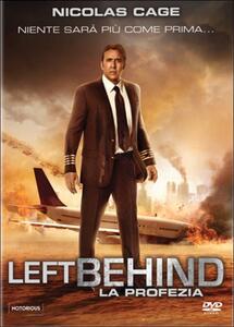 Left Behind. La profezia di Vic Armstrong - DVD