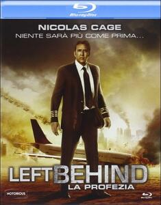 Left Behind. La profezia di Vic Armstrong - Blu-ray