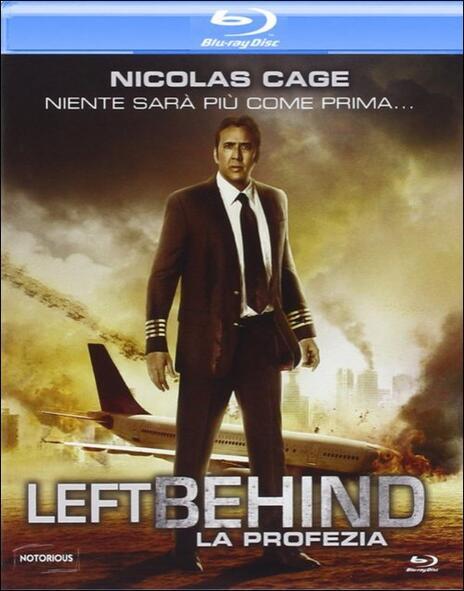 Left Behind. La profezia di Vic Armstrong - Blu-ray