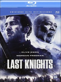Cover Dvd Last Knights (Blu-ray)