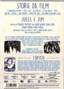 Jules e Jim di François Truffaut - DVD - 2