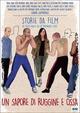 Cover Dvd Un sapore di ruggine e ossa
