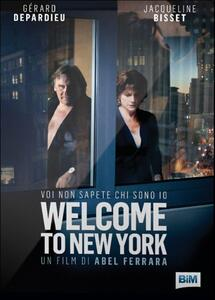 Welcome to New York di Abel Ferrara - DVD