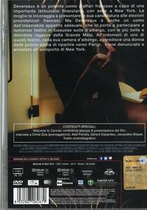 Welcome to New York di Abel Ferrara - DVD - 2