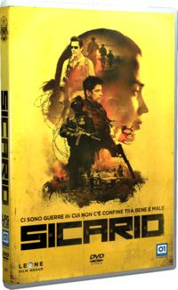 Cover Dvd Sicario (DVD)
