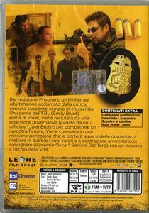 Sicario di Denis Villeneuve - DVD - 2