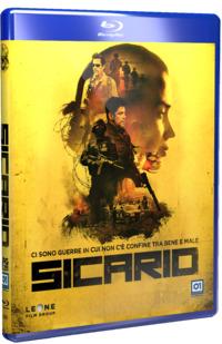 Cover Dvd Sicario (Blu-ray)