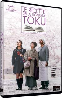 Cover Dvd ricette della signora Toku (DVD)