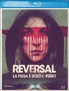 Reversal. La fuga è solo l'inizio di José Manuel Cravioto - Blu-ray
