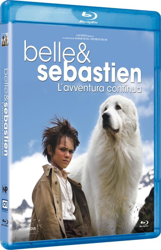 Belle & Sebastien. L'avventura continua di Christian Duguay - Blu-ray