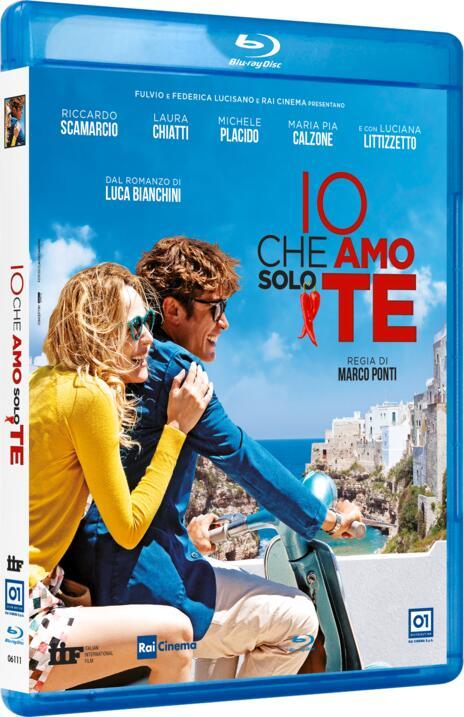 Io che amo solo te di Marco Ponti - Blu-ray