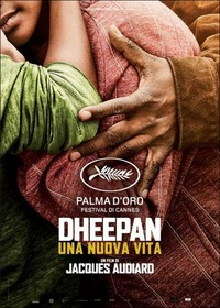 Cover Dvd Dheepan. Una nuova vita (DVD)
