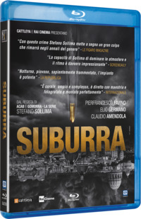 Cover Dvd Suburra (Blu-ray)