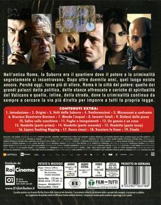 Suburra di Stefano Sollima - Blu-ray - 2