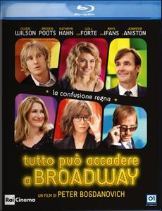 Tutto può accadere a Broadway di Peter Bogdanovich - Blu-ray