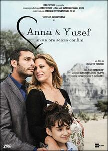 Anna & Yusef (2 DVD) di Cinzia Th Torrini - DVD