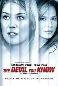 The Devil You Know di James Oakley - DVD