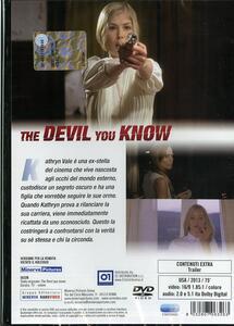 The Devil You Know di James Oakley - DVD - 2