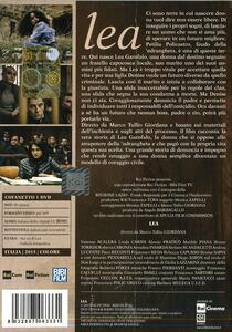 Lea di Marco Tullio Giordana - DVD - 2