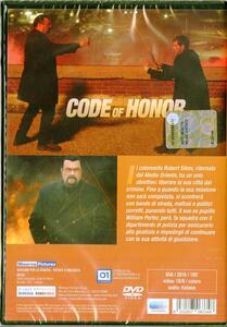 Code of Honor di Michael Winnick - DVD - 2