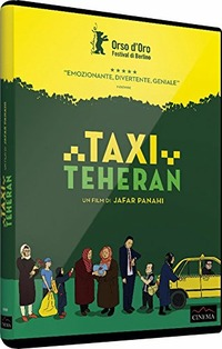 Cover Dvd Taxi Teheran (DVD)