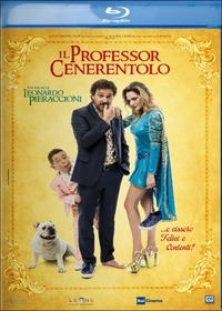 Cover Dvd professor Cenerentolo (Blu-ray)
